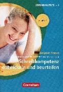 Cover-Bild zu Scriptor Praxis, Schreibkompetenz entwickeln und beurteilen (9. Auflage), Buch von Becker-Mrotzek, Michael