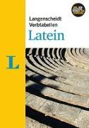 Cover-Bild zu Langenscheidt Verbtabellen Latein - Buch mit Konjugationstrainer zum Download