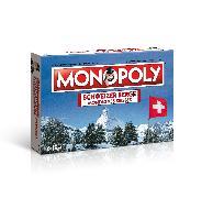 Cover-Bild zu Monopoly Schweizer Berge