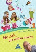 Cover-Bild zu Junge Dichter und Denker: Musik, die schlau macht