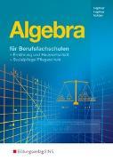 Cover-Bild zu Algebra / Algebra für Berufsfachschulen Ernährung und Hauswirtschaft, Sozialpflege von Heptner, Anna Maria