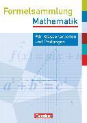Cover-Bild zu Formelsammlungen Sekundarstufe I, Westliche Bundesländer (außer Bayern), Prüfungseinleger Mathematik, 5er-Pack zur Nachbestellung von Köcher, Dirk