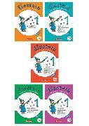 Cover-Bild zu Einstern, Mathematik, Bayern, Band 1, Themenhefte 1-5 und Kartonbeilagen im Paket, Verbrauchsmaterial von Bauer, Roland