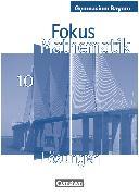 Cover-Bild zu Fokus Mathematik, Bayern - Bisherige Ausgabe, 10. Jahrgangsstufe, Lösungen zum Schülerbuch von Freytag, Carina