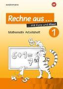 Cover-Bild zu Rechne aus mit Katz und Maus / Rechne aus mit Katz und Maus - Mathematik Arbeitshefte Ausgabe 2018