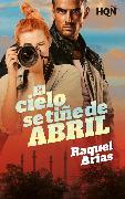 Cover-Bild zu eBook El cielo se tiñe de abril