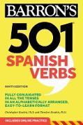 Cover-Bild zu eBook 501 Spanish Verbs