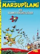 Cover-Bild zu Yann: Marsupilami 24: Die Schmetterlingsjäger