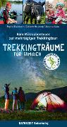 Cover-Bild zu Trekkingträume für Familien von Holtkamp, Stefanie