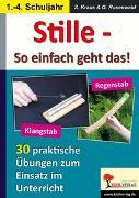 Cover-Bild zu Stille - So einfach geht das! (eBook) von Rosenwald, Gabriela