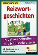 Cover-Bild zu Reizwortgeschichten (SEK) (eBook) von Kraus, Stefanie