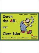 Cover-Bild zu Durch das ABC mit Clown Bubu (eBook) von Dieterich, Babette