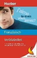 Cover-Bild zu Verbtabellen Französisch (eBook) von Laudut, Nicole