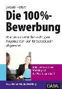 Cover-Bild zu Die 100%-Bewerbung (eBook) von Hofert, Svenja