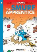 Cover-Bild zu Yvan Delporte: Smurfs #8: The Smurf Apprentice, The