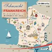 Cover-Bild zu Sehnsucht Frankreich von Grasberger, Thomas