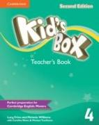 Cover-Bild zu Kid's Box Level 4 Teacher's Book von Frino, Lucy