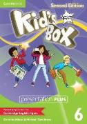 Cover-Bild zu Kid's Box American English Level 6 Presentation Plus von Nixon, Caroline