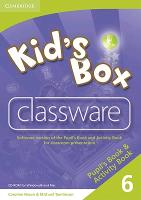 Cover-Bild zu Level 6: Classware CD-ROM - Kid's Box