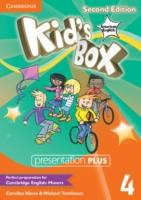 Cover-Bild zu Kid's Box American English Level 4 Presentation Plus von Nixon, Caroline