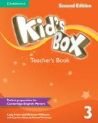 Cover-Bild zu Kid's Box Level 3 Teacher's Book von Frino, Lucy