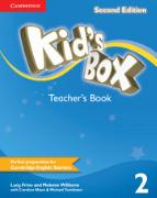 Cover-Bild zu Kid's Box Level 2 Teacher's Book von Frino, Lucy