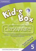 Cover-Bild zu Level 5: Classware CD-ROM - Kid's Box