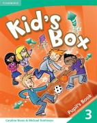 Cover-Bild zu Level 3: Pupil's Book - Kid's Box