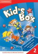 Cover-Bild zu Level 2: Interactive DVD - Kid's Box