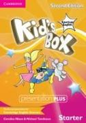 Cover-Bild zu Kid's Box American English Starter Presentation Plus von Nixon, Caroline
