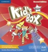 Cover-Bild zu Kid's Box Level 1 von Nixon, Caroline