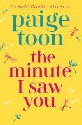Cover-Bild zu The Minute I Saw You