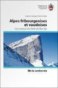 Cover-Bild zu Alpes fribourgeoises et vaudoises von Schnegg, Ralph