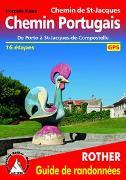 Cover-Bild zu Chemin Portugais von Rabe, Cordula