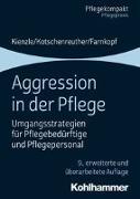 Cover-Bild zu Aggression in der Pflege von Kienzle, Theo
