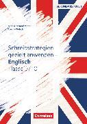 Cover-Bild zu Schreibstrategien gezielt anwenden, Schreibkompetenz Fremdsprachen SEK I, Englisch, Klasse 9/10, Kopiervorlagen von Beckmann, Sebastian