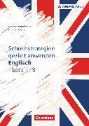 Cover-Bild zu Schreibstrategien gezielt anwenden, Schreibkompetenz Fremdsprachen SEK I, Englisch, Klasse 7/8, Kopiervorlagen von Beckmann, Sebastian