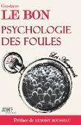 Cover-Bild zu Le Bon, Gustave: Psychologie des foules