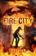 Cover-Bild zu Fire City (eBook) von Rai, Bali