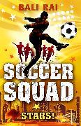 Cover-Bild zu Soccer Squad: Stars! (eBook) von Rai, Bali