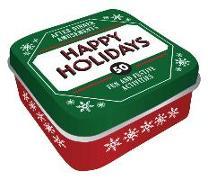 Cover-Bild zu Chronicle Books (Geschaffen): After Dinner Amusements: Happy Holidays