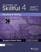 Cover-Bild zu Skillful Second Edition Level 4 Reading and Writing Premium Student's Book Pack von Rogers, Louis