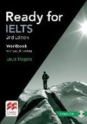 Cover-Bild zu Ready for IELTS. 2nd Edition. Workbook without Key von Rogers, Louis