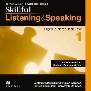 Cover-Bild zu Skillful Level 1 Listening & Speaking Digital Student's Book Pack von Gershon, Steve