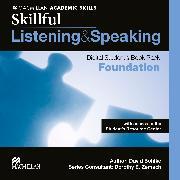 Cover-Bild zu Skillful Foundation Level Listening & Speaking Digital Student's Book Pack von Gershon, Steve