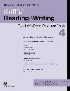 Cover-Bild zu Skillful Level 4 Reading & Writing Teacher's Book Premium Pack von Gershon, Steve
