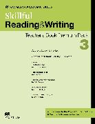 Cover-Bild zu Skillful Level 3 Reading & Writing Teacher's Book Premium Pack von Gershon, Steve
