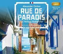 Cover-Bild zu Oetker, Alexander: Rue de Paradis