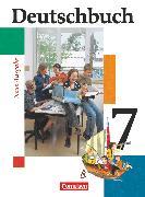 Cover-Bild zu Deutschbuch Gymnasium, Allgemeine bisherige Ausgabe, 7. Schuljahr, Schülerbuch von Brenner, Gerd