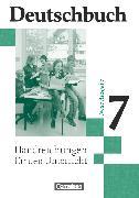 Cover-Bild zu Deutschbuch Gymnasium, Allgemeine bisherige Ausgabe, 7. Schuljahr, Handreichungen für den Unterricht von Brenner, Gerd